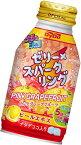 ダイドードリンコ DyDo ぷるっシュ!! ゼリー×スパークリング ピンクグレープフルーツ 270g缶 1ケース24本