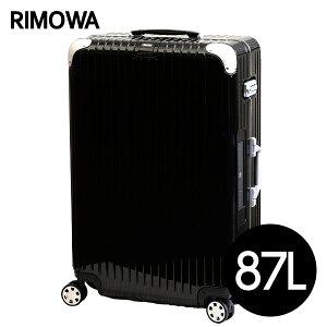リモワ RIMOWA リンボ 87L ブラック E-Tag LIMBO ELECTRONIC TAG マルチホイール スーツケース 882.73.50.5【送料無料】※北海道・沖縄・離島を除く