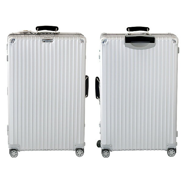 リモワ RIMOWA クラシック チェックインL 84L シルバー CLASSIC Check-In L スーツケース 972.73.00.4 ※北海道・沖縄・離島を除く