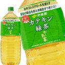 伊藤園 2つの働き カテキン緑茶 2LPET×12本[6本×