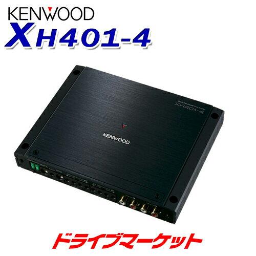 カーオーディオ, アンプ !XH401-4 KENWOOD() D4