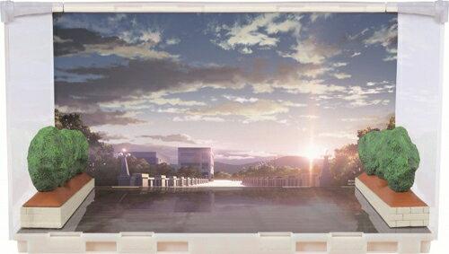 一番くじ きゅんキャラわーるど Angel Beats!(エンジェルビーツ)C賞 医局への橋 ステージセット画像