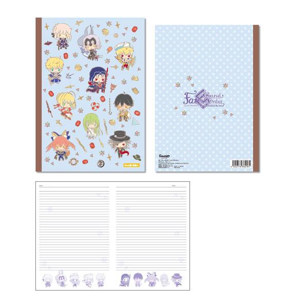 手帳・ノート, その他 FateGrand Order Design produced by SanrioFGO B5 AA