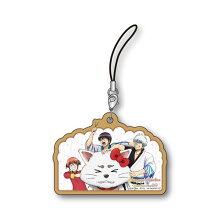 銀魂×サンリオSanriocharactersエコストラップpart2YorozuyaGinchan【クリックポスト対応】