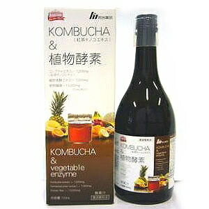明治薬品『KOMBUCHA&植物酵素 ドリンクタイプ』