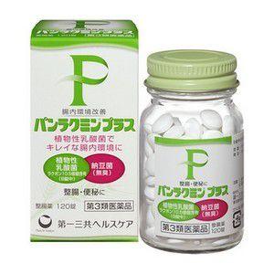 【第3類医薬品】《第一三共》 パンラクミンプラス 120錠