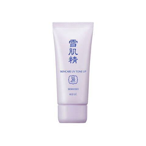 《コーセー》 雪肌精 スキンケア UV トーンアップ SPF30/PA+++ 35g