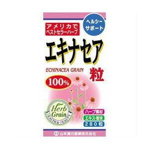 《山本漢方製薬》 エキナセア粒100% (280粒)