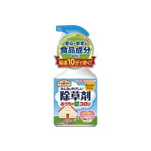 【アース製薬】アースガーデン みんなにやさしい除草剤 おうちの草コロリ スプレー1000ml