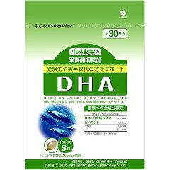【メール便対応商品】 小林製薬の栄養補助食品 DHA 90粒
