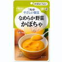 キユーピー株式会社ジャネフやさしい献立K-407なめらか野菜かぼちゃ75g × 6【JAPITALFOODS】(ご注文後のキャンセルは出来ません)