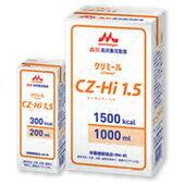【スーパーSALE 最大500円OFFクーポン配布中】クリニコCZ-Hi1.5(1000) 1000ml×6パック(発送までに7~10日かかります・ご注文後のキャンセルは出来ません)【ドラッグピュア店】