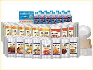 アルファフーズ株式会社美味しい防災食ファミリーセット(保存水有)FS35(商品発送まで6-10日間程度かかります)(この商品は注文後のキャンセルができません)【ドラッグピュア楽天市場店】