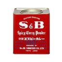 ヱスビー食品特製エスビーカレー2kg×6缶入