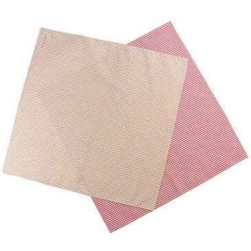 "Handkerchief ""GINGHAM CHECK""ハンカチ バンダナ / DRY BONES【ドライボーンズ】"
