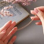 k18ブレスレット18金レディースゴールド18k華奢ながらも上品に輝く2連スクリュードレープDEVASディーヴァスブレスレットブレスK18チェーンプレゼントギフトジュエリーシンプル誕生日チェーンブレスレットチェーンブレス可愛い