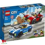 レゴ(LEGO) シティ ポリス ハイウェイの逮捕劇 60242 5才から