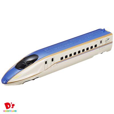 NゲージダイキャストスケールモデルNo.31北陸新幹線E7系かがやきトレーン3才から