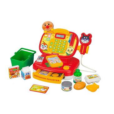 アンパンマン ピピッとおかいもの!アンパンマンレジスター<セガトイズ>知育玩具 ままごと ごっこ遊び 電卓 計算