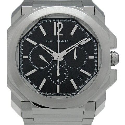 腕時計, メンズ腕時計 BVLGARI BGO41BSSDCH DS KATOU