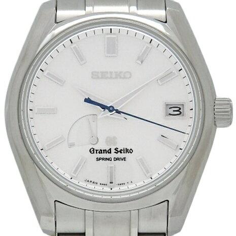 腕時計, メンズ腕時計 DS KATOU SEIKO GS SBGA125 9R65 1000 Ti
