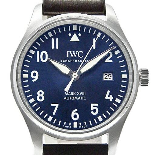 腕時計, メンズ腕時計 DS KATOU IWC MARK XVIII 18 IW327004