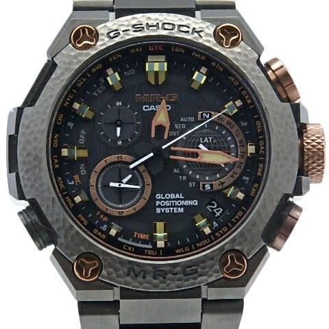 腕時計, メンズ腕時計 DS KATOU MR-G G1000HT 1AJR Ti GPS 300