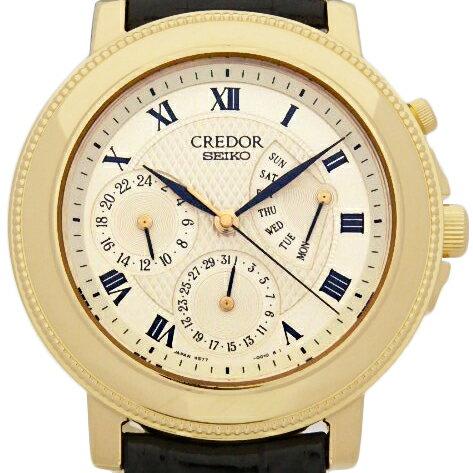 腕時計, メンズ腕時計 DS KATOU K18YG SEIKO GBBG998 4S77