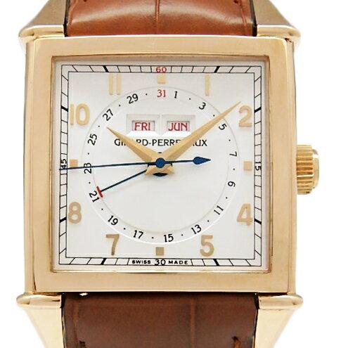腕時計, メンズ腕時計 DS KATOU K18PG GP GIRARD-PERREGAUX Vintage 1945 Ref.25810 25810-52-151-0
