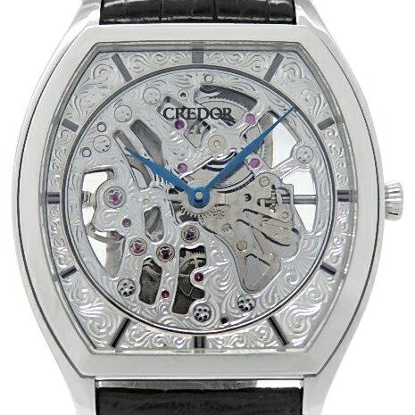 腕時計, メンズ腕時計 DS KATOU Pt950K18WG SEIKO GBBD981 6899-00D0 WGD