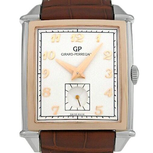 腕時計, メンズ腕時計 GP GIRARD-PERREGAUX Vintage 1945 XXL K18YGSS Ref.25880 70 DS KATOU