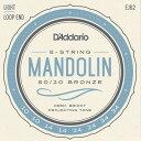 【DT】D'Addario マンドリン弦 EJ62 Ligh...