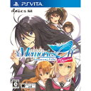 【中古】5pb. メモリーズオフ Innocent Fille for Dearest 通常版 【PSVita】 【291-ud】