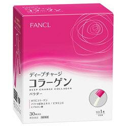 ファンケル FANCL(ファンケル) ディープチャージ コラーゲン パウダー (30本) 〔栄養補助食品〕 ファンケルDコラーゲンP30ホン