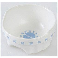 ドギーマン 便利なクローバー陶製食器 SS