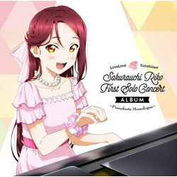 CD, アニメ  CV from Aqours LoveLive Sunshine!! Sakurauchi Riko First Solo Concert Album