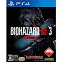 CAPCOM(カプコン) BIOHAZARD RE:3 Z Version 【PS4ゲームソフト】