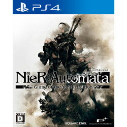 プレイステーション4, ソフト  NieR:Automata Game of the YoRHa Edition ( ) PS4