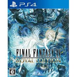 プレイステーション4, ソフト  FINAL FANTASY XV ROYAL EDITION (15 ) PS4