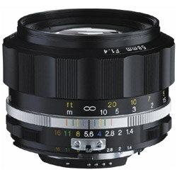 カメラ・ビデオカメラ・光学機器, カメラ用交換レンズ VOIGTLANDER NOKTON 58mm F1.4 SL IISCPUAi-sF