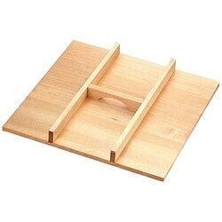 遠藤商事 木製 角セイロ用 手付蓋(サワラ材) 42cm用 <WSI05042> WSI05042