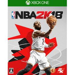 Take-Two Interactive(テイクツー・インタラクティブ) NBA 2K18 【Xbox Oneゲームソフト】 NBA2K18