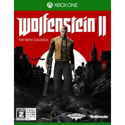 ベセスダ・ソフトワークス ウルフェンシュタイン2 THE NEW COLOSSUS 【Xbox Oneゲームソフト】 ウルフェンシュタイン2画像