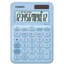 CASIO(カシオ) カラフル電卓(12桁) MW-C20C...