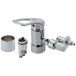 カクダイ 分岐水栓 ワンホール用分岐金具 INAX用セット 789-702-IN5 789702IN5
