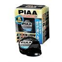PIAA ホーン 【選ベルホーン】 低音 400Hz ブラック 1個入リ ...