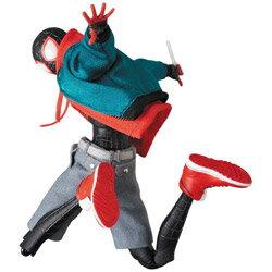 【12月発売予定】 メディコムトイ マフェックス No.107 MAFEX SPIDER-MAN(Miles Morales)(『SPIDER-MAN:INTO THE SPIDER-VERS』版) [代引不可]