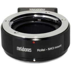 METABONES METABONESマイクロフォーサーズ用Rollei MB_ROLLEIM43BM1