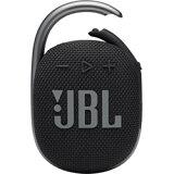 JBL(ジェービーエル) ブルートゥーススピーカー ブラック JBLCLIP4BLK [Bluetooth対応 /防水] JBLCLIP4BLK