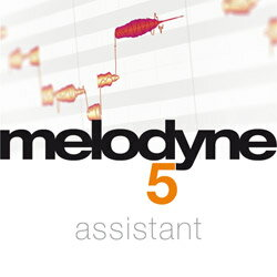 CELEMONY Melodyne 5 Assistant [Win・Mac用] MELODYNE5ASSISTANT
